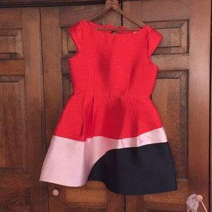 Kate Spade Fit and Flare Dress